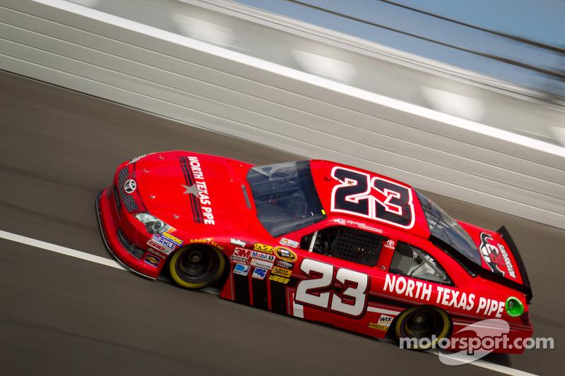 Robert Richardson, R3 Motorsports Toyota