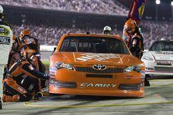Arrêt pour Joey Logano, Joe Gibbs Racing Toyota