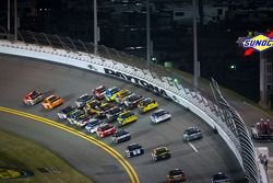 Jamie McMurray, Earnhardt Ganassi Racing Chevrolet mène