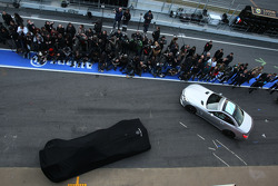 Präsentation: Mercedes W03