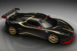 The Alex Job Racing Lotus Evora
