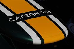 Caterham nose cone