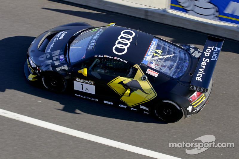 2012: #1 Phoenix Racing, Audi R8 LMS