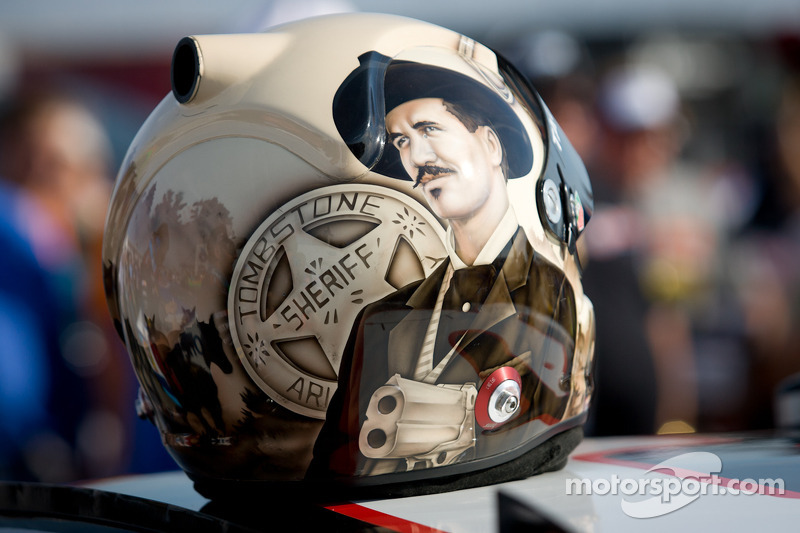 Casco de Austin Dillon, Richard Childress Racing Chevrolet
