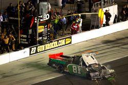 David Starr, Toyota crashes