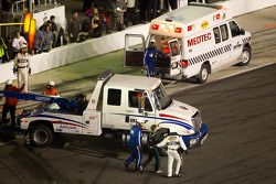 David Starr, Toyota after his crash