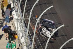 Kyle Busch, Kyle Busch Motorsports Toyota crashes