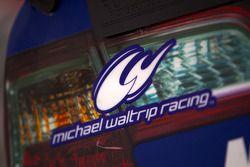 Car detail of Mark Martin, Michael Waltrip Racing Toyota