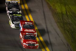 John King, Red Horse Racing Toyota leads the field