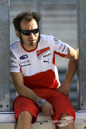 Vito Guareschi, Ducati Marlboro Team, Team manager