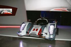 The Audi R18 E-tron