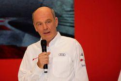 Dr. Wolfgang Ullrich, Head of Audi Motorsport