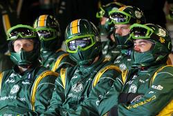 Caterham F1 Team mecaniciens