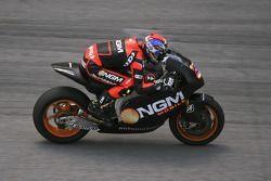 Colin Edwards, NGM Mobile Forward Racing