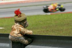 Teddy Bear y Valentino Rossi, Ducati Marlboro Team