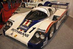 Porsche 956 - Chassis Nr 956-001 - Der erste 956