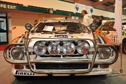 Особая версия Lancia 037 для Ралли Сафари