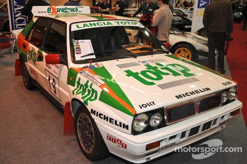 Lancia Delta HF Intergrale - Group N rally spec