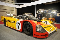 Porsche 962C - Chassis number 962-010, finished 2nd overall in the 1988 Le Mans 24 hour race