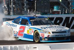 Race winnaar Elliott Sadler