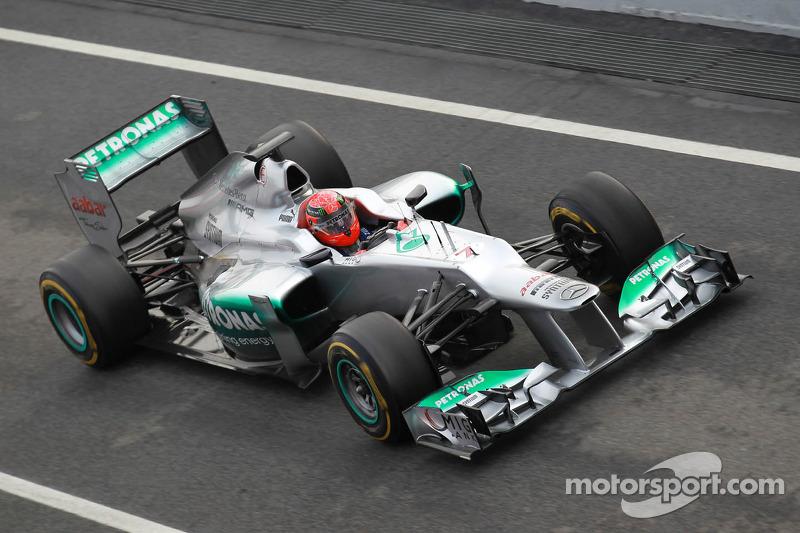 Petronas Mercedes Benz