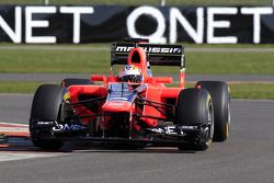 Тимо Глок. Презентация Marussia F1 MR01, Презентация.