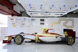 El HRT F112 2012