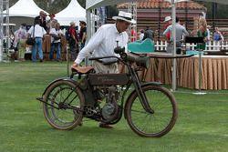 1910 Harley Davidson Belt Drive, Best of Show