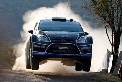 Ott Tanak y Kuldar Sikk, Ford Fiesta RS WRC, M-Sport Ford World Rally Team