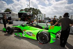 Ana Beatriz, Andretti Autosport Chevrolet