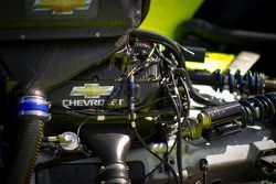 Chevrolet engine for Tony Kanaan, KV Racing Technology Chevrolet