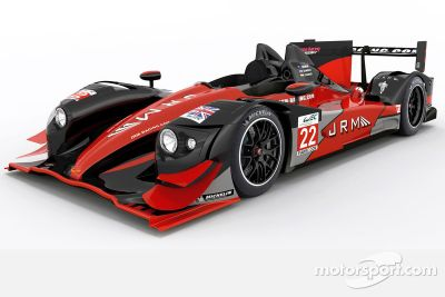 JRM Racing livery onthulling