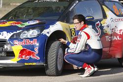 Thierry Neuville, Citroën Junior World Rally Team