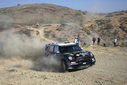 Armindo Araujo y Miguel Ramalho, Mini John Cooper Works WRC, Armindo Araújo World Rally Team