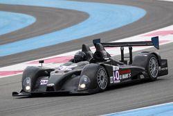 #40 Boutsen Ginion Racing Oreca FLM09: Thomas Dagoneau, Massimo Vignali, Jesus Diez Villaroel, Jean-