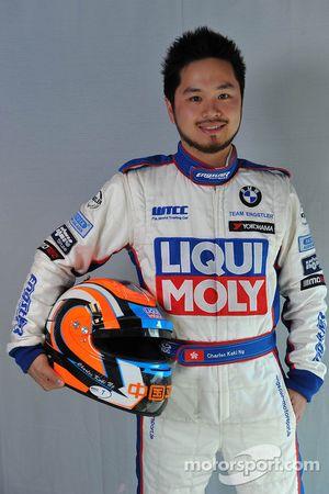 Charles Ng, BMW 320 TC, Liqui Moly Team Engstler