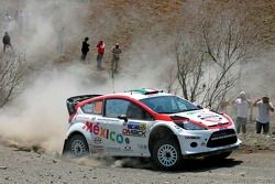 Ricardo Trivino y Alex Haro, Ford Fiesta RS WRC