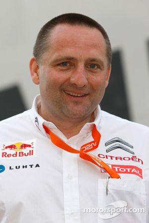 Yves Matton, Director Citroën Racing