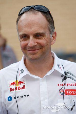 Xavier Mestelan-Pinon, Citroën Technical Director