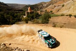 Paulo Nobre y Edu Paula, Mini John Cooper Works WRC