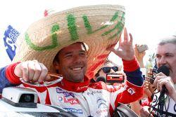 Winnaar Sébastien Loeb, Citroën Total World Rally Team