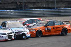 Alexey Dudukalo, SEAT León WTCC, Lukoil Racing Team, Norbert Michelisz, BMW 320 TC, Zengö