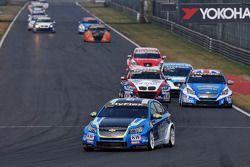 Rickard Rydell, Chevrolet Cruze 1.6T, Chevrolet Motorsport Sweden