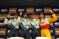 Press conference, Alain Menu, Chevrolet Cruze 1.6T, Chevrolet, Yvan Muller, Chevrolet Cruze 1.6T, Ch