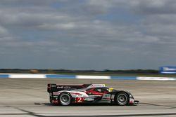 #2 Audi Sport Team Joest, Audi R18: Rinaldo Capello, Tom Kristensen, Allan McNish