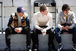 Конор Дэли, Карлос Саинс-мл. и Даниэль Абт. Мартовские тесты в Барселоне, день 1.