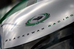 #54 Black Swan Racing Lola HPD detail