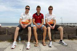 Paul di Resta, Sahara Force India Formula One Team, Jack Trengove, Jugador de football de Australia