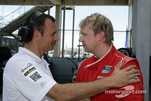 Stéphane Sarrazin and Ryan Dalziel