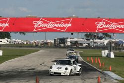 #33 Porsche 911: Chris Nussbaum